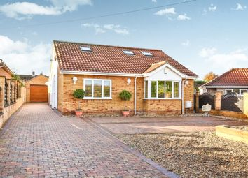 Thumbnail 3 bed detached house for sale in Delane Road, Drayton, Norwich
