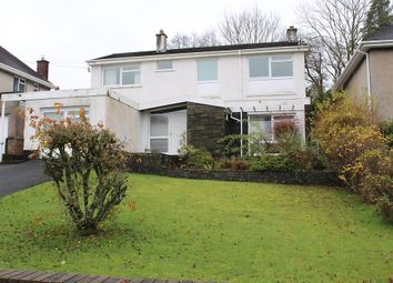 Thumbnail 4 bed detached house for sale in Pontamman Road, Ammanford