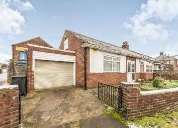 Thumbnail 2 bed semi-detached bungalow for sale in Powlett Road, Hartlepool