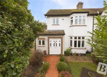 Thumbnail 4 bed end terrace house for sale in Dennis Road, Gravesend, Kent