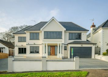 Thumbnail 6 bed detached house for sale in Broadgates Avenue, Hadley Wood
