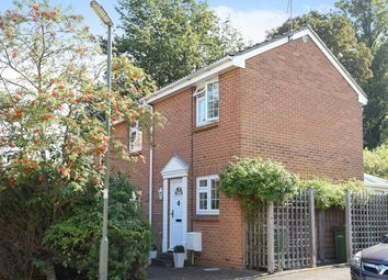 Thumbnail 1 bed end terrace house for sale in Finnart Close, Weybridge