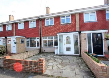 Thumbnail 3 bed terraced house for sale in Landon Way, Ashford, Surrey
