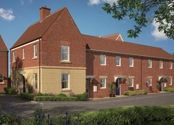 Thumbnail 1 bed flat for sale in Nina Carroll Way, Westhill, Kettering