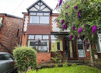 Thumbnail 4 bedroom semi-detached house for sale in Claremont Road, Salford