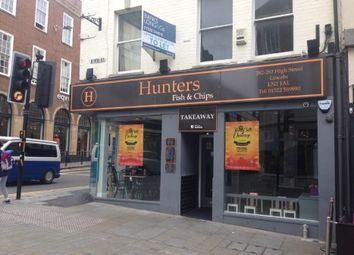 Thumbnail Restaurant/cafe for sale in High Street, Lincoln