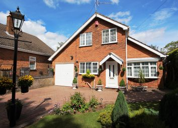 Thumbnail 3 bed detached house for sale in Chaucer Drive, Burntwood