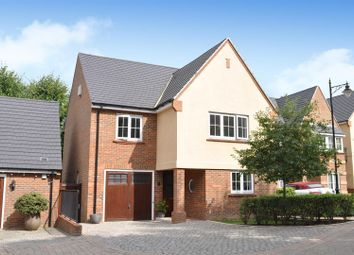 Thumbnail 4 bed detached house for sale in Ermyn Way, Leatherhead