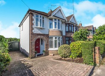 Thumbnail 3 bedroom semi-detached house for sale in Montalt Road, Cheylesmore, Coventry