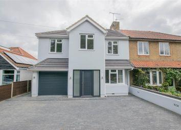 4 bed semi-detached house for sale in Ware Road, Hoddesdon EN11