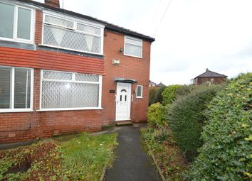 Thumbnail 3 bedroom semi-detached house for sale in Downham Crescent, Prestwich, Manchester
