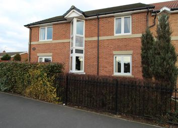 Thumbnail 2 bed flat for sale in Rowan Court, Long Street, Thirsk