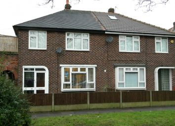 Thumbnail 3 bedroom semi-detached house to rent in Kingsway Park, Davyhulme