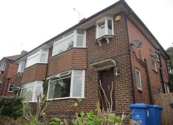Thumbnail 3 bed semi-detached house to rent in Hillsway, Littleover, Derby