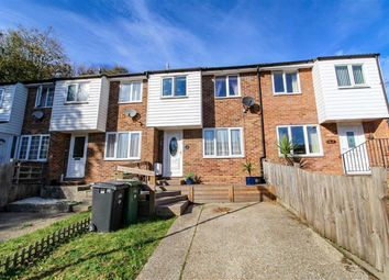 Thumbnail 3 bed terraced house for sale in Silvan Road, St Leonards-On-Sea, East Sussex