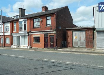 3 bed end terrace house for sale in North Valley Road, Colne, Lancashire BB8