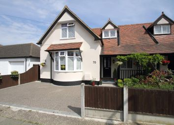 Thumbnail 3 bed semi-detached house for sale in Linden Avenue, Herne Bay