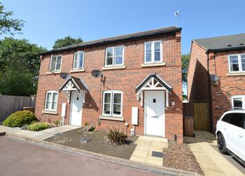 Thumbnail 3 bed semi-detached house for sale in Horseshoe Crescent, Netherhall Estate, Great Barr