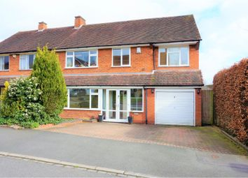 Thumbnail 5 bed semi-detached house for sale in Mimosa Close, Birmingham