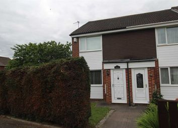 Thumbnail 2 bed terraced house for sale in Stratford Close, Beaconhill Green, Cramlington