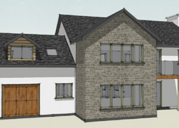 Thumbnail 5 bedroom detached house for sale in Cefn Ceiro, Llandre, Aberystwyth