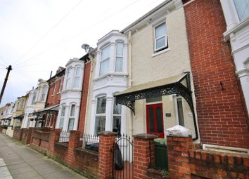 Thumbnail 5 bed terraced house to rent in Aston Road, Southsea