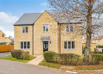 Thumbnail 4 bed detached house for sale in Meadow Way, Carterton, Oxfordshire