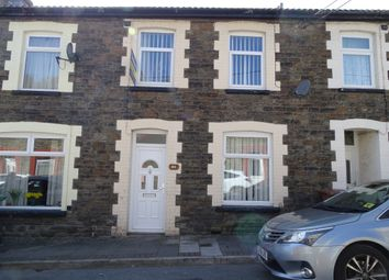 Thumbnail 3 bed terraced house for sale in Caerphilly Road, Senghenydd, Caerphilly