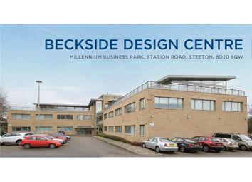 Thumbnail Office for sale in Beckside Design Centre, Millennium Business Park, Station Road, Steeton, Bradford, West Yorkshire