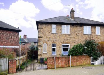 Thumbnail 3 bed semi-detached house to rent in Longstaff Crescent, Earlsfield