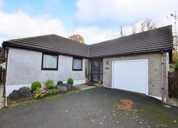 Thumbnail 3 bed detached bungalow for sale in Roland Bailey Gardens, Tavistock