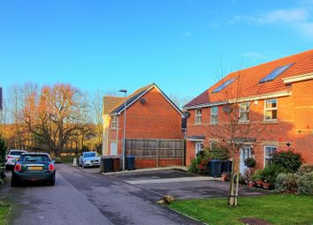 Thumbnail 3 bed end terrace house for sale in Olvega Drive, Buntingford