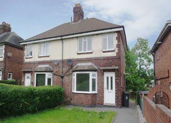 Thumbnail 3 bedroom semi-detached house for sale in Cedar Avenue, Talke, Stoke-On-Trent