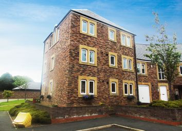 Thumbnail 2 bed flat for sale in Mansion Heights, Gateshead