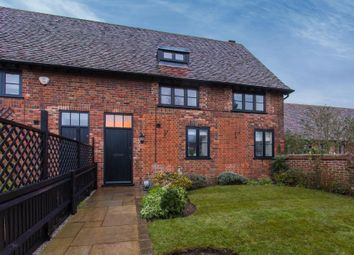Thumbnail 2 bed barn conversion for sale in Morgan Gardens, Aldenham, Watford