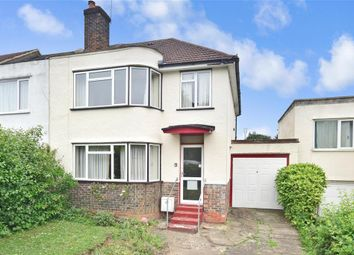Thumbnail 3 bed end terrace house for sale in Sundale Avenue, South Croydon, Surrey