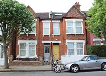 Thumbnail 1 bed flat to rent in Cathles Road, Balham