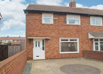 Thumbnail 3 bedroom semi-detached house for sale in Aldridge Road, Park End, Middlesbrough