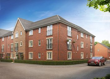 "Thumbnail 2 bedroom flat for sale in ""Orchard House"" at Brickburn Close, Hampton Centre, Peterborough"