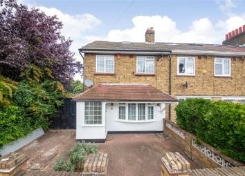 Thumbnail 4 bed end terrace house for sale in Braxfield Road, Brockley