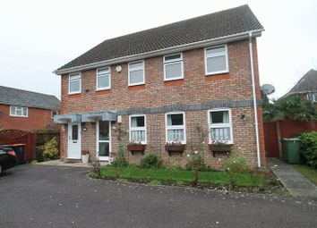Thumbnail 2 bed flat for sale in Coral Close, Eaton Bray, Bedfordshire