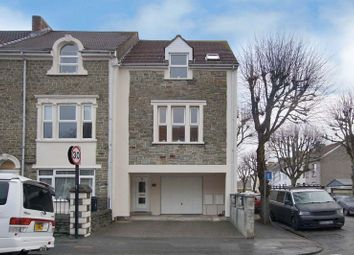 Thumbnail 4 bed terraced house for sale in Lodge Road, Kingswood, Bristol