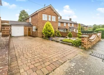 Thumbnail 3 bed end terrace house for sale in Benchley Hill, Hitchin