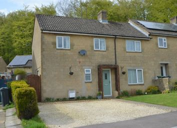 Thumbnail 3 bed semi-detached house for sale in Frithwood Park, Brownshill, Stroud, Gloucestershire