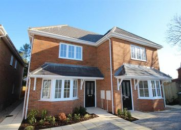 Thumbnail 3 bed maisonette for sale in Forest Road, Denmead, Waterlooville