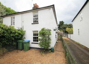 Thumbnail 2 bed property to rent in Rushett Close, Thames Ditton