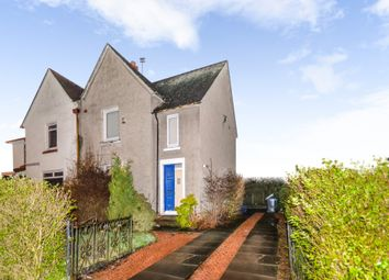 Thumbnail 4 bed semi-detached house for sale in Patterton Drive, Barrhead, Glasgow