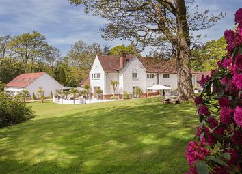 Thumbnail 6 bed detached house for sale in Oxshott Road, Leatherhead
