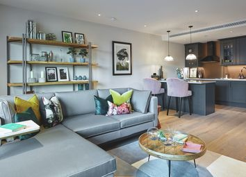Thumbnail 3 bed flat for sale in Vaughan Way, Wapping