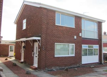 Thumbnail 2 bed flat to rent in Broomfield Avenue, Wallsend